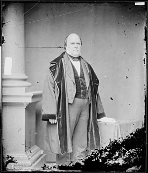 George S. Houston - George S. Houston, photograph by Mathew Brady