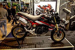 Honda Grom - WikiVisually