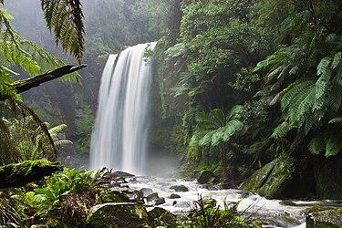 بيئة طبيعية 375px-Hopetoun_falls