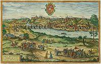 Horadnia. Горадня (1575).jpg