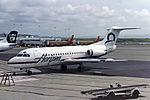 Horizon Air Fokker F-28-1000 Fellowship Silagi-1.jpg