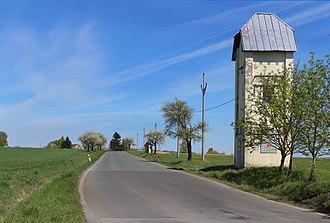 Horní Kozolupy - Image: Horní Kozolupy, north part