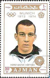 Horst-Dieter Höttges German footballer