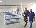 Hospital de campanha da Arena Mané Garrincha tem 173 leitos (49884215943).jpg