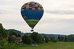 Hot air balloon at Karlštejn - after take off.jpg