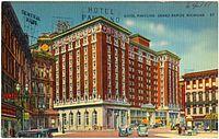 Amway Grand Plaza Hotel Wikipedia
