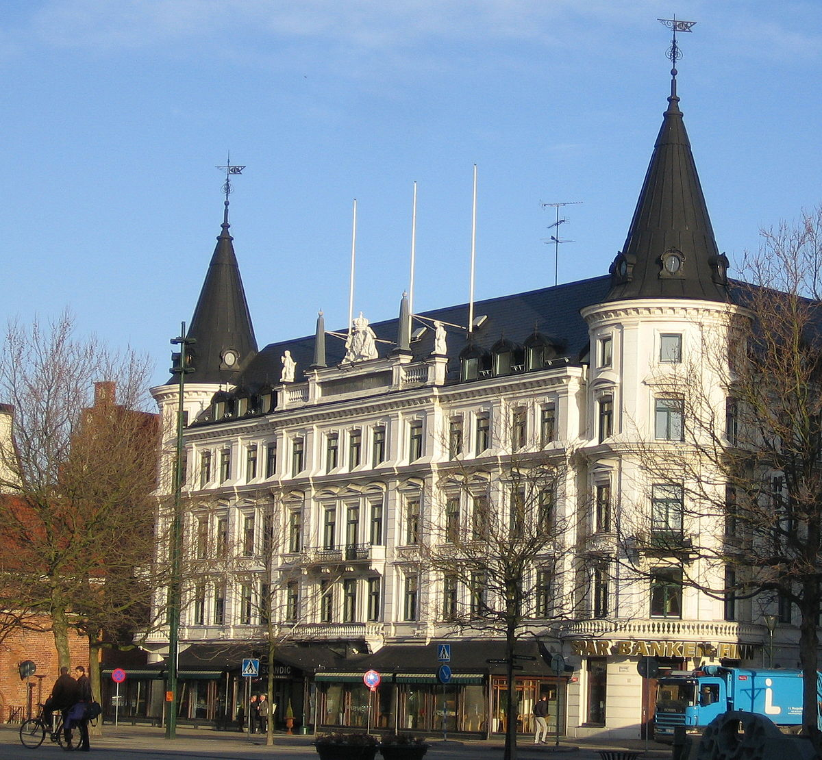 Hotell Kramer vid Stortorget