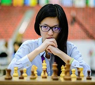 Hou Yifan Chinese chess player