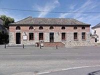 Houdain-lez-Bavay (Nord, Fr) mairie.JPG
