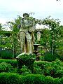 Houghton Hall garden statue.jpg