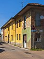 Houses at NE corner of Via Giuseppe Carcasolla and Via Martesana, Trezzo sull'Adda.jpg