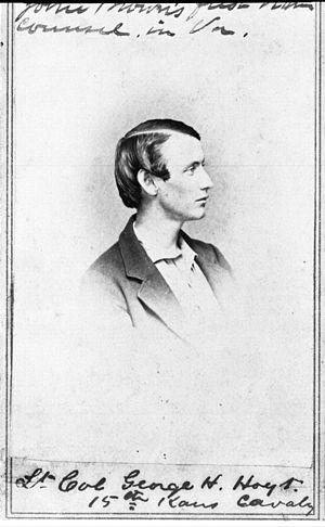 George Henry Hoyt - George H. Hoyt, ca. 1864
