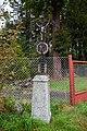 Hradecká (Jindřichovice), kříž 2020.jpg