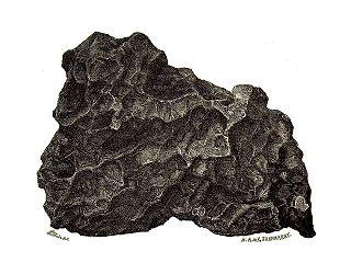 Hraschina meteorite