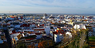 Huelva Municipality in Andalusia, Spain