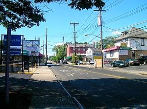 Huguenot, Staten Island - Huguenot Avenue (August 2006)