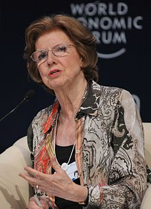 Huguette Labelle - India Economic Summit 2011(2) cropped and rotated.jpg