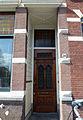 Huis. Kattensingel 30 in Gouda (4) Portiek met siertegels.jpg