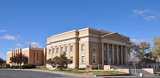Humboldt County, Nevada - Image: Humboldt County Courthouse