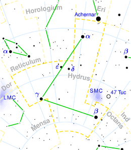 Hydrus constellation map.png