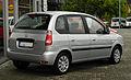 Hyundai Matrix 1.6 Comfort (2. Facelift) – Heckansicht, 14. August 2011, Heiligenhaus.jpg