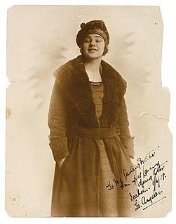 Isabel Letham