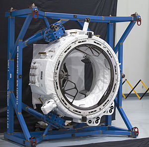 International Docking Adapter - IDA-2 upright