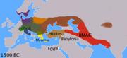 idiomas de IE 1500 aC