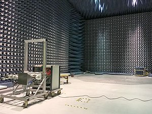 National Institute for Space Research - An Anechoic chamber at INPE