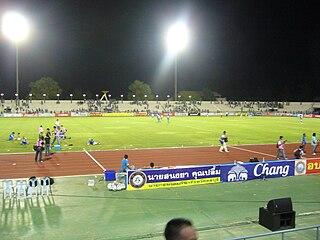 Institute of Physical Education Chonburi Campus Stadium