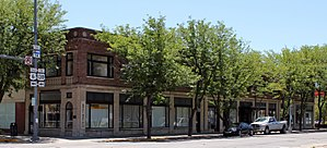National Register of Historic Places listings in Logan County, Colorado - Image: I and M Building