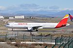 Iberia, Airbus A321-213, EC-JEJ - MAD (19917503322).jpg