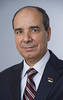 Ibrahim Dabbashi Libyan diplomat