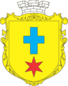 Coat of arms of Ichnia