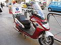 Ichud Hatzalah scooter.jpg