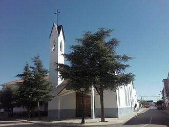 Arenales de San Gregorio - Image: Iglesia de arenales