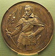 Ignoto, sigismondo III di polonia, arg dorato, 1611