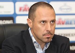 Igor Jovićević Croatian football manager