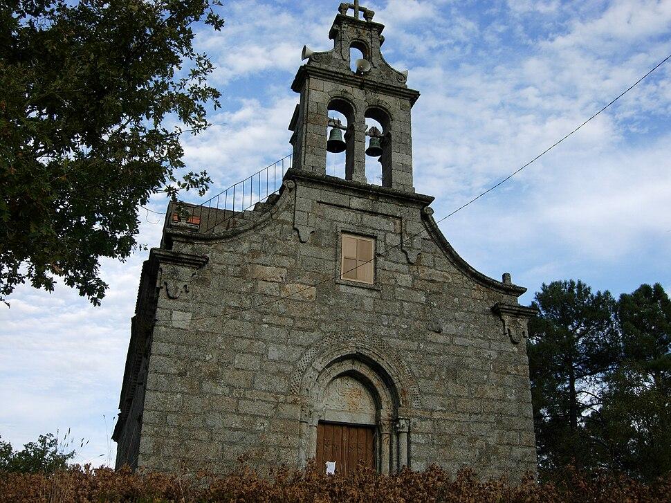Igrexa de Nosa Señora do Lodairo, Carballeda de Avia