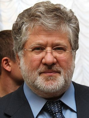 Ukrainian oligarchs - Image: Ihor Kolomoyskyi 2