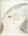 Illustrations to Gray's Poems, object 2 Ode on the Spring Page 2 Blank Page Bearing List of Titles.jpg
