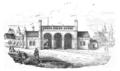 Illustrirte Zeitung (1843) 13 197 1 Der Bahnhof zu Halberstadt.png