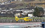 Inaer Airbus Helicopters EC145 T2 at Bressanone Hospital 03.jpg