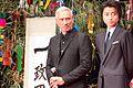 Independence Day- Resurgence Japan Premiere- Roland Emmerich & Fujiwara Tatsuya (28296256050).jpg