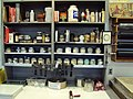 Inks and additives in a lithographic printing studio.jpg