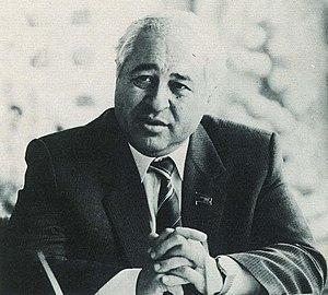 Inomjon Usmonxo'jayev - Soviet Life, October 1984.jpg