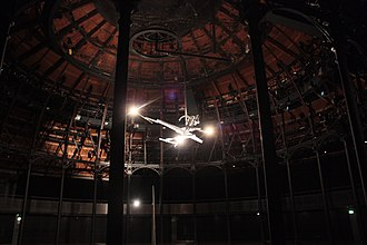 Roundhouse (venue) - Interior of Camden Roundhouse in 2013