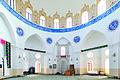 Interior of Friday mosque of Buzovna, Azerbaijan.jpg