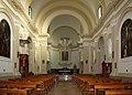 Interno chiesa parrocchiale Palata Pepoli.jpg