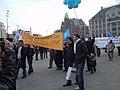 Iraqi Turkmen protest in Amsterdam 2.jpg